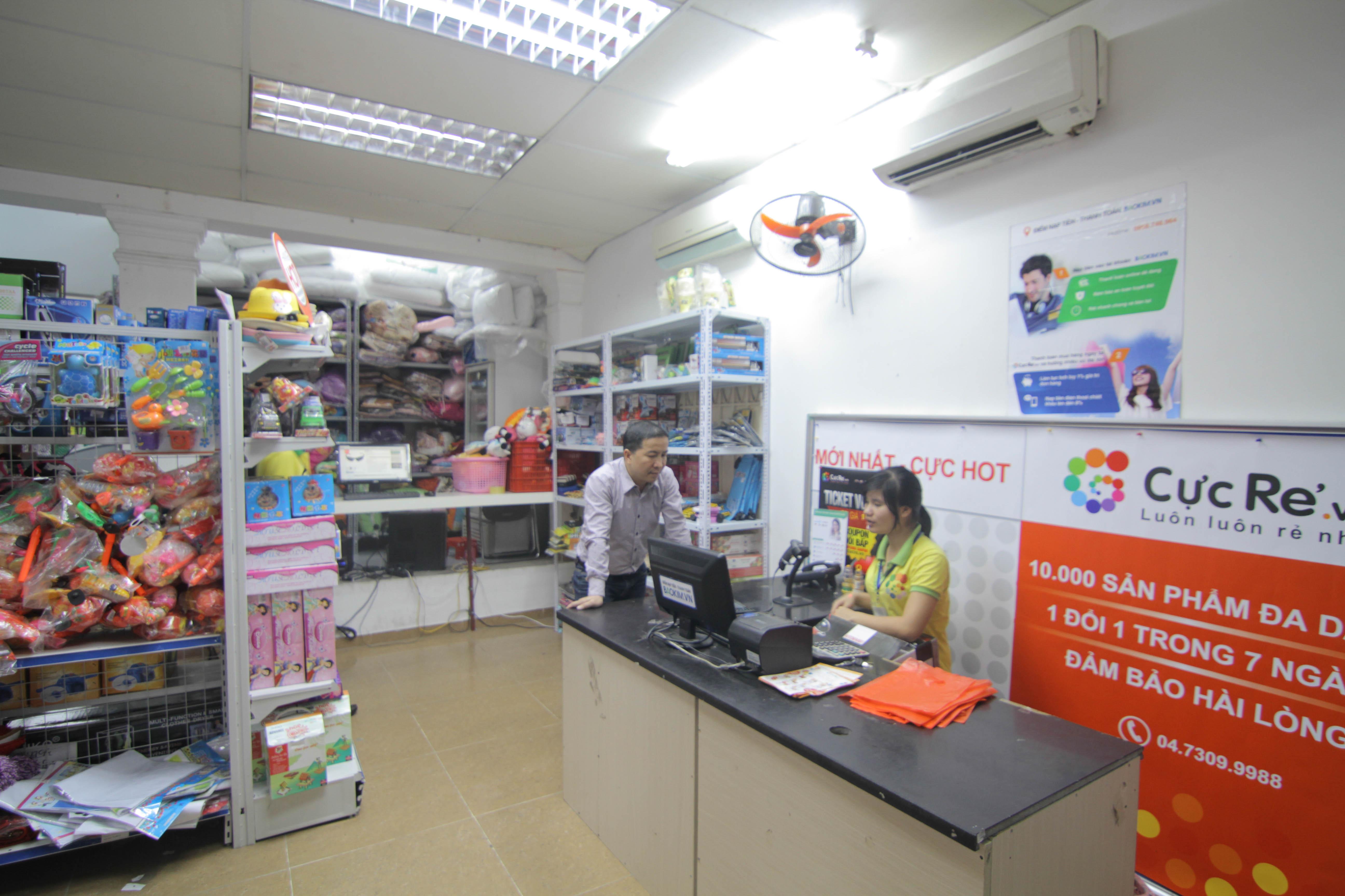 cucre.vn bán hàng kém chất lượng