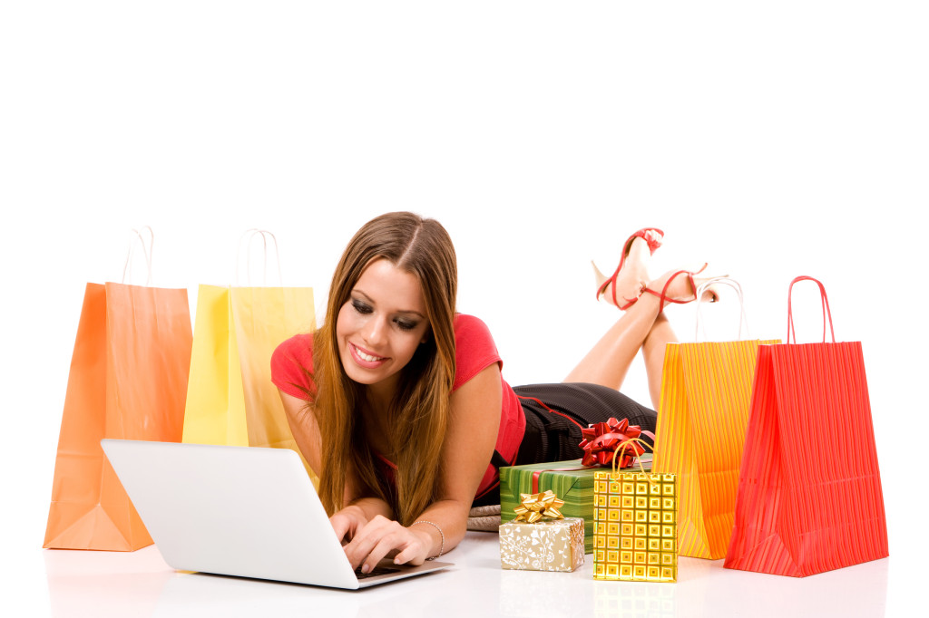 Mắc bẫy mua hàng online
