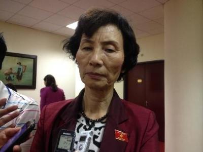 Đại biểu Quốc hội Bùi Thị An, Đoàn Hà Nội nhấn mạnh, đây là tai họa thực sự khủng khiếp của ngành Y, làm phẫn nộ trong dư luận và được sự quan tâm đặc biệt của cử tri.
