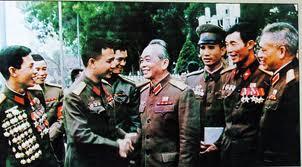 Nu cuoi Dai tuong Vo Nguyen Giap
