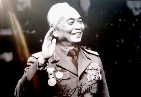 Dai tuong Vo Nguyen Giap - Dien bien phu