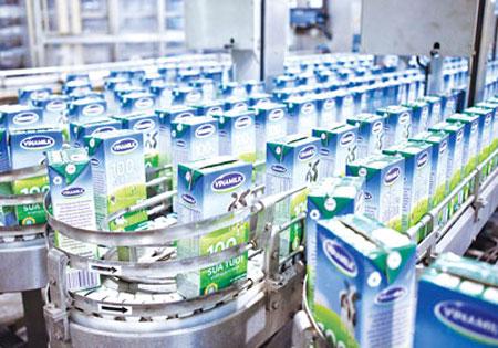 Nhiều thị trường lớn trên thế giới ưa chuộng sản phẩm Vinamilk vì đạt các tiêu chuẩn khắt khe của quốc tế. Ảnh: Q. T