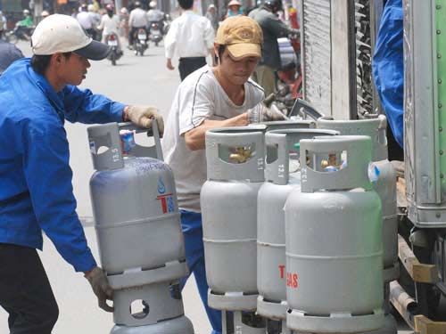 Roi boi trong kinh doanh gas