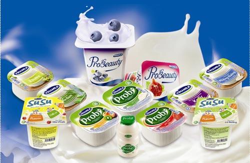 Kết quả hình ảnh cho sữa chua vinamilk