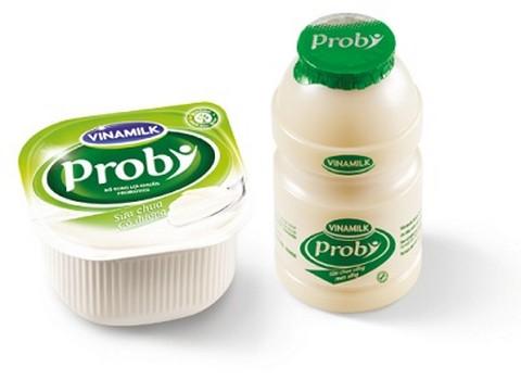 Sữa chua Vinamilk tốt cho sức khỏe