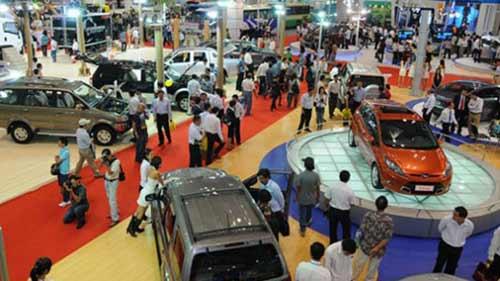Thị trường ô tô VN năm 2014