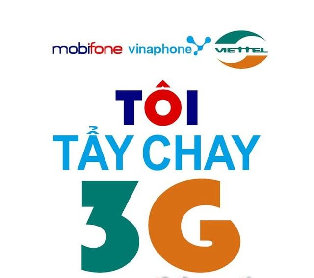 Nhiều người tiêu dùng tẩy chay nhà mạng 3G vì tăng giá bất hợp lý