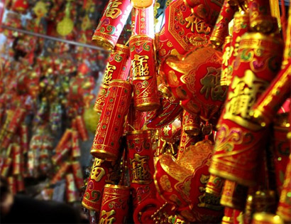 Pháo điện Trung Quốc tung hoành trên thị trường