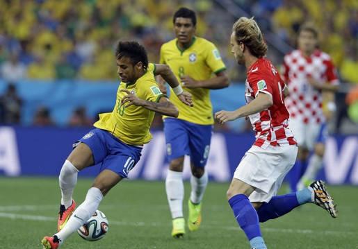 Kết quả tỉ số trận đấu Cameroon - Croatia World Cup 2014