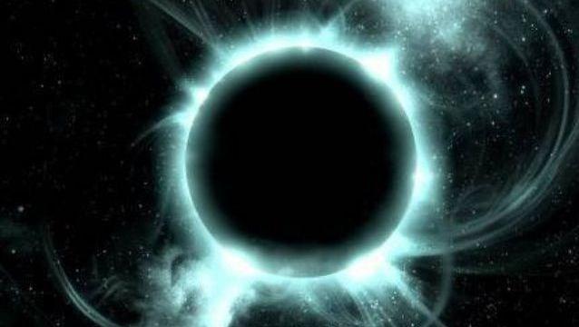 Lỗ đen siêu khổng lồ. Cho đến nay kích thước của lỗ đen vẫn là dấu hỏi lớn của khoa học.