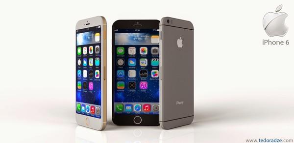 Trước thiết kế iPhone 6 bị rò rỉ, nhiều người tỏ ra thất vọng đồng thời cho rằng Apple thực sự nên giữ nguyên thiết kế hiện hành và chỉ việc tăng kích thước màn hình của iPhone 6. Nhà thiết kế Giorgi Tedoradze mới đây đã hiện thực hóa mong muốn trên thông qua một bản thiết kế iPhone mới.