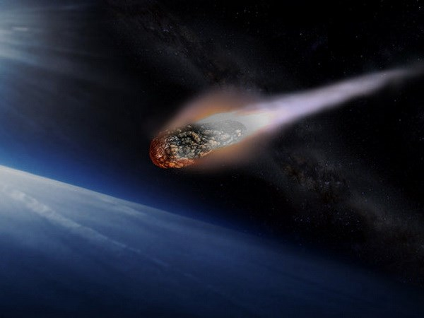 Trái Đất có nguy cơ bị hủy diệt