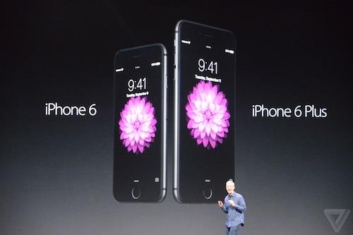 Toàn cảnh lễ công bố iPhone 6 và đồng hồ Watch