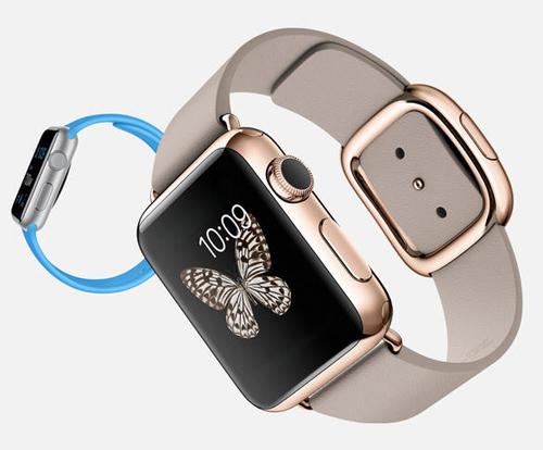 Công bố giá bán linh kiện đắt nhất của Apple Watch