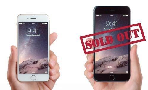 iPhone 6 lập kỷ lục về người đặt mua