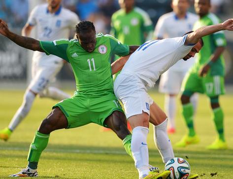 Dự đoán kết quả tỉ số trận Nigeria - Bosnia