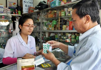 Thuốc nội vẫn chưa được dùng nhiều ở tuyến Trung ương