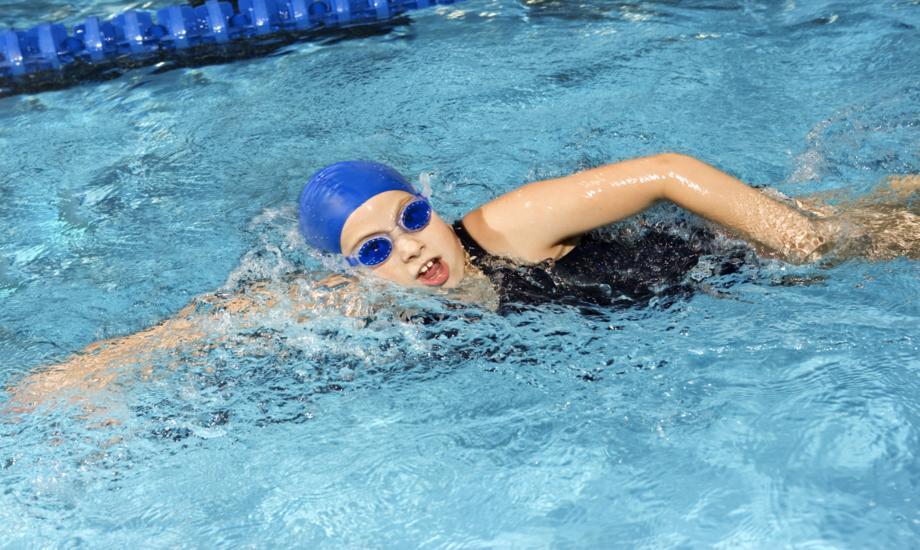 Bơi lội giúp cơ thể săn chắc hơn