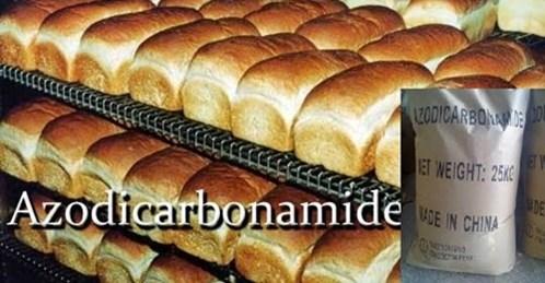 Bột mì TTrung Quốc chứa chất phụ gia sản xuất nhựa