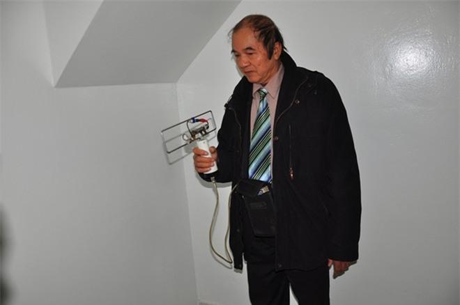 Máy đo bức xạ cho kết quả một phần xác chị Huyền có thể được giấu ngay tại Thẩm mỹ viện Cát Tường