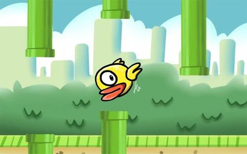 Flappy Bird của Nguyễn Hà Đông đã tạo ra khoản thu khổng lồ cho Google