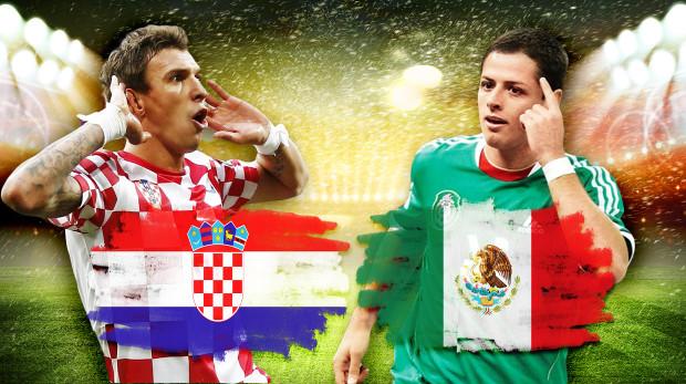 Link sopcast xem trực tiếp trận Croatia - Mexico