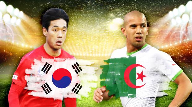 Link sopcast xem trực tiếp trận Hàn Quốc - Algeria