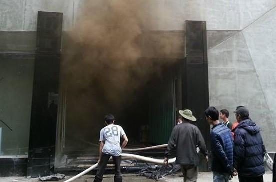 Nguyên nhân cháy bar ở Zone 9 làm 6 người chết Cháy lớn