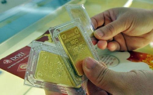 Thị trường vàng đã ổn định