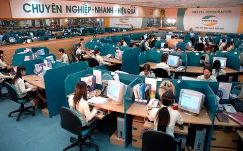 Tập đoàn Viettel là doanh nghiệp hàng đầu về lĩnh vực viễn thông và công nghệ thông tin ở Việt Nam