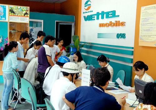 Viettel đề xuất giảm giá cước di động