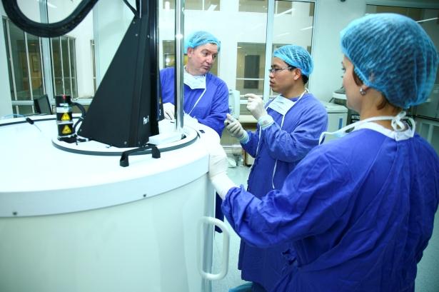 Tế bào gốc – Công nghệ gen