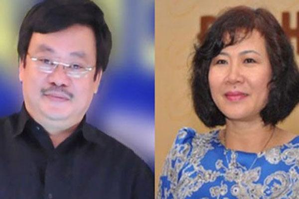 Các cặp vợ chồng đại gia Việt đều là những doanh nhân bản lĩnh và thành đạt