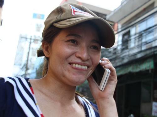 'Tỷ phú ve chai vui mừng khi nhận thông báo sẽ được nhận 5 triệu yên Nhật từ công an quận Tân Bình, TPHCM