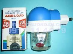 Các sản phẩm chống muỗi an toàn, giá rẻ