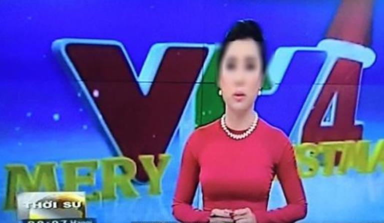 vtv4 chúc giáng sinh sai chính tả