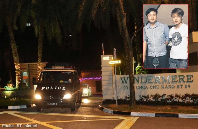 Vụ án nghiêm trọng tại khu chung cu Choa Chu Kang, Singapore