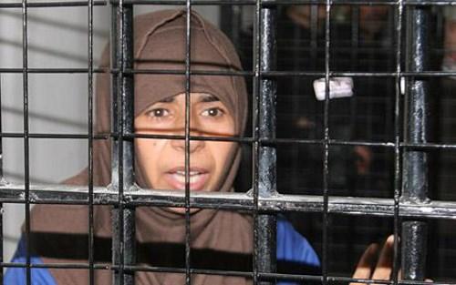 Nữ khủng bố Sajida Mubarak Atrous al-Rishawi