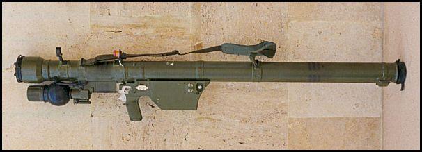 Tên lửa có cơ chế làm mát đầu dẫn đường hồng ngoại, làm tăng khả năng phân biệt nguồn nhiệt mục tiêu hay các bẫy hồng ngoại