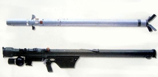 Vũ khí mới được chấp nhận đưa vào trang bị trong Quân đội Liên Xô vào tháng 1 năm 1974