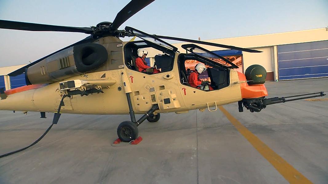 Trực thăng T129, một trong những vũ khí quân sự của Thổ Nhĩ Kỳ