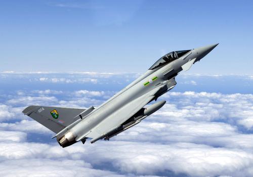 Vũ khí quân sự tiêm kích Typhoon sẽ được trang bị thêm tên lửa Brimstone
