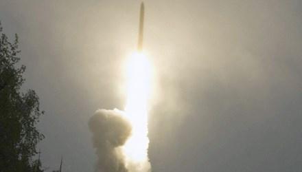 Tên lửa đạn đạo là vũ khí quân sự chủ lực của Nga