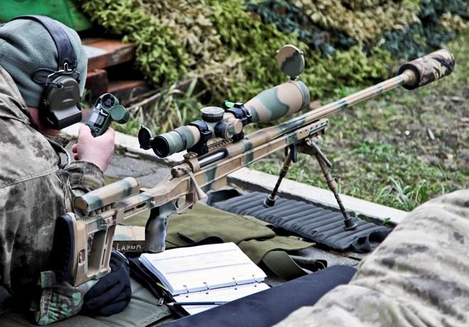 Súng là 1 trong nhiều vũ khí quân sự không thể thiếu của mọi lực lượng quân đội