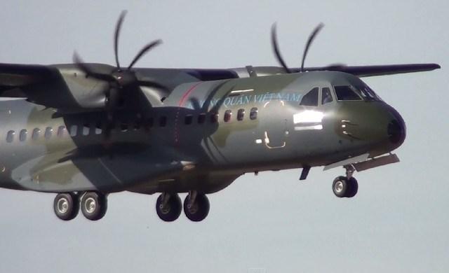 C-295 đã được bổ sung vào kho tàng vũ khí quân sự Việt Nam