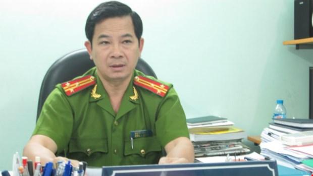 Đình chỉ công tác Trưởng công an huyện Bình Chánh trong vụ quán Xin Chào