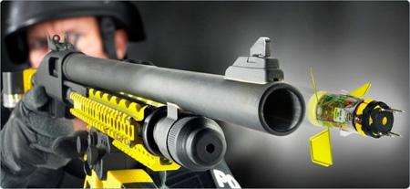 Súng phóng điện Taser là một loại vũ khí phi sát thương phổ biến