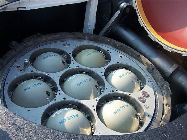 Việc trang được trang bị tên lửa Tomahawk khiến tàu ngầm hạt nhân lớp Ohio trở thành thứ vũ khí quân sự đáng sợ