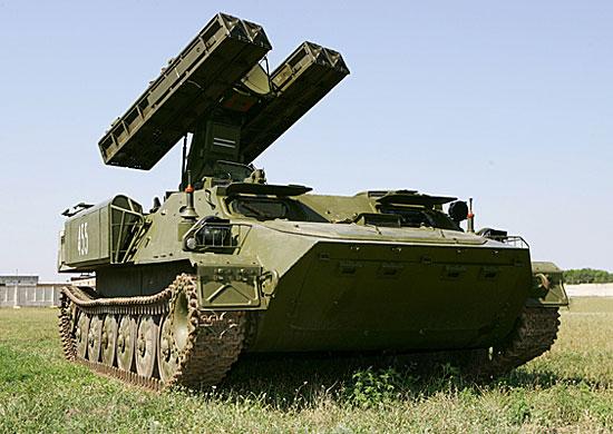 Hệ thống vũ khí quân sự tên lửa phòng không Sosna