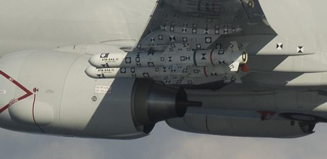 P-8A Poseidon được trang bị với khá nhiều dạng vũ khí quân sự